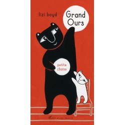Grand ours - Petite chaise