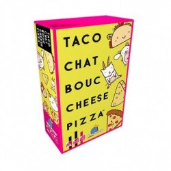 Taco Chat Bouc Cheese Pizza