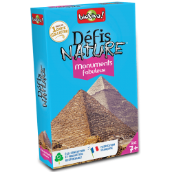 Défis Nature - Monuments...
